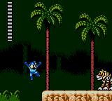 Mega Man Game Gear These tigers can be tricky