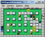 Bomberman Tournament Game Boy Advance ...and you are free to fight!