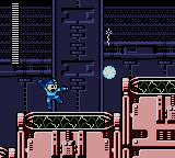 Mega Man Game Gear Destroyed the green robot