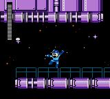 Mega Man Game Gear Progressing further through the stage