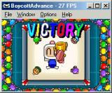 Bomberman Tournament Game Boy Advance ...to be declared a winner.