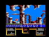 Flimbo's Quest Amstrad CPC Level 4