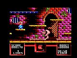 Flimbo's Quest Amstrad CPC The hunchback of Notre Dame