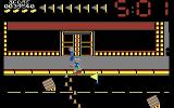 Awesome Earl in SkateRock Commodore 64 Jumping safely over some obstacles