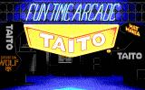 Taito fun time arcade logo - EGA