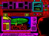 Thunderbirds ZX Spectrum Mission 4 loading screen