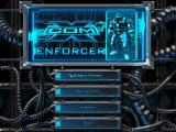 X-COM: Enforcer Windows Main Menu