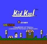 Kid Kool and the Quest for the Seven Wonder Herbs NES Title screen