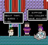 Kid Kool and the Quest for the Seven Wonder Herbs NES Continue screen