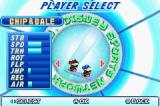 Disney Sports Snowboarding Game Boy Advance character select