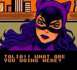 Catwoman Game Boy Color From the opening