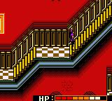 Catwoman Game Boy Color Catwoman goes upstairs.