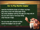 Donkey Konga 2 GameCube Cranky shows you how to play Rhythm Keeper.