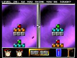 Clockwiser: Time is Running Out... DOS Reminds me of Tetris.