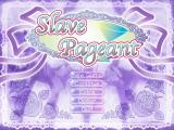 Slave Pageant Windows Main Menu