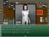 Super Columbine Massacre RPG! Windows A Marilyn Manson album boosts your stats when you carry it.