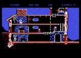 The Goonies Atari 8-bit The beginning; you need to figure out how to get into the basement