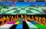 Trailblazer Atari ST Arcade level