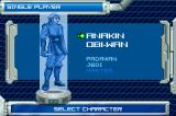 Star Wars: Episode III - Revenge of the Sith Game Boy Advance Choosing the character you want to play with