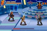 Star Wars: Episode III - Revenge of the Sith Game Boy Advance The first boss is Doouku himself.