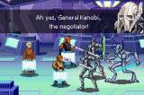 Star Wars: Episode III - Revenge of the Sith Game Boy Advance Grievous makes his first appearance
