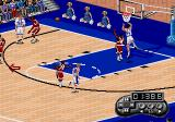 Coach K College Basketball Genesis Calling for the alley oop