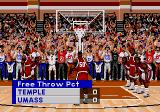 Coach K College Basketball Genesis Free throw screen