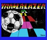 Trailblazer MSX Loading screen