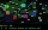 By Fire & Sword DOS The map
