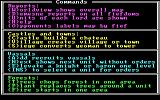 By Fire & Sword DOS Commands