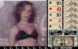 Cover Girl Strip Poker DOS The zoom function - do you like my pixels?!
