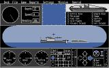 GATO Atari ST Our subtender -- the ship that replenishes and repairs our Gato.