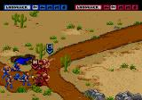 General Chaos Genesis Attack in the desert