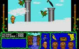 Cosmic Relief: Prof. Renegade to the Rescue Atari ST Avoid the dragons