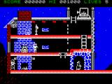 The Goonies ZX Spectrum Level 1