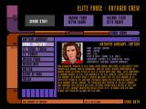Star Trek: Voyager - Elite Force Windows The crew files