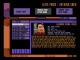 Star Trek: Voyager - Elite Force Windows The crew files featuring ensign Munro