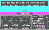 GATO DOS The enemy ships are presented page-by-page during the tutorial.