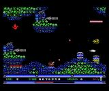 Universe: Unknown MSX The hills get in the way of your shots