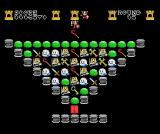 Griel's Quest for the Sangraal MSX Level 5 isn't easy either