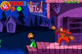 Disney's Kim Possible: Revenge of Monkey Fist Game Boy Advance Kim is about to enter cabin ten