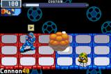 Mega Man Battle Network 5: Team Protoman Game Boy Advance Mega Man blasts a Mettaur with a cannon