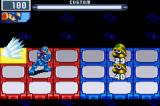 Mega Man Battle Network 5: Team Protoman Game Boy Advance Watch out for the Mettaur's shockwaves!