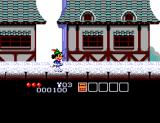 Legend of Illusion starring Mickey Mouse SEGA Master System Level 1, in the village
