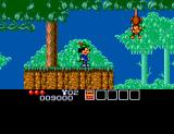 Legend of Illusion starring Mickey Mouse SEGA Master System The monkeys will help you cross large gaps