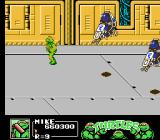 Teenage Mutant Ninja Turtles III: The Manhattan Project NES The foot clan has all the latest weaponry and action figure playsets