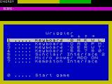 Wriggler ZX Spectrum Select your controls