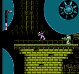Shadow of the Ninja NES Shot down