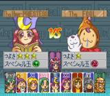 Magical Drop II SNES Story Mode: Select your character