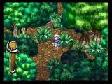 Atelier Iris 2: The Azoth of Destiny PlayStation 2 Exploring a forest; now where am I?